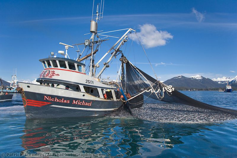 Commercial Fishing Boat Net | www.pixshark.com - Images Galleries With A Bite!