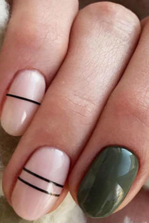 ألوان طلاء أظافر ننصحك بتجربتها في خريف وشتاء 2020 2021 Nails Beautiful Nails Finger