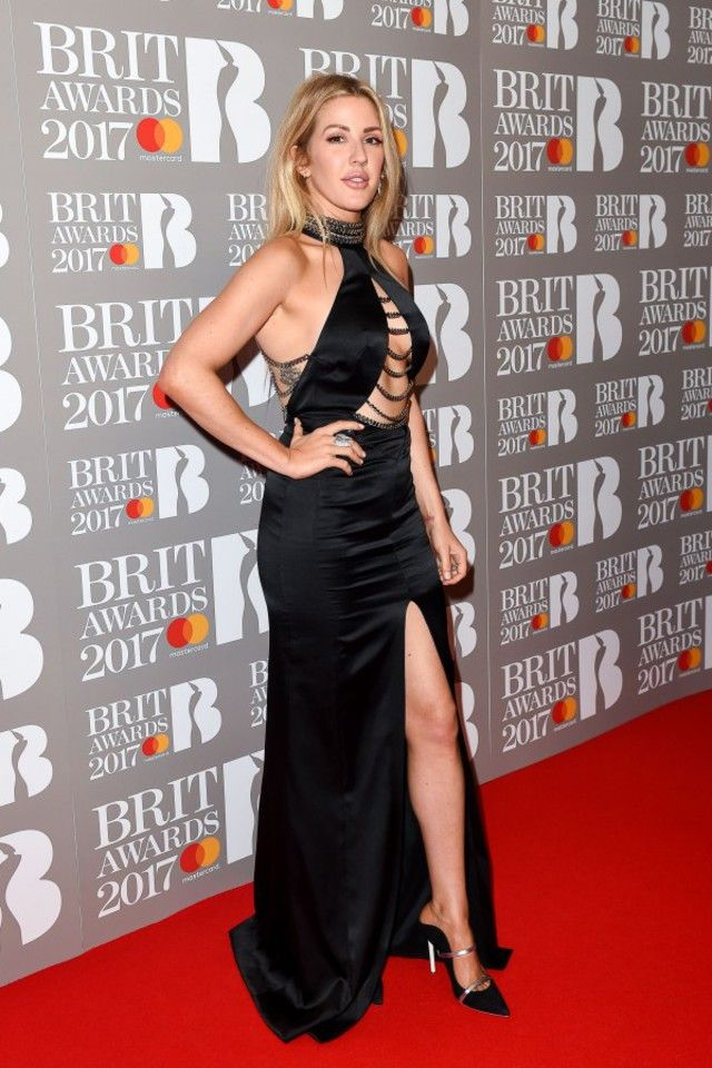These Are The Top Trends From The Brit Awards Red Carpet