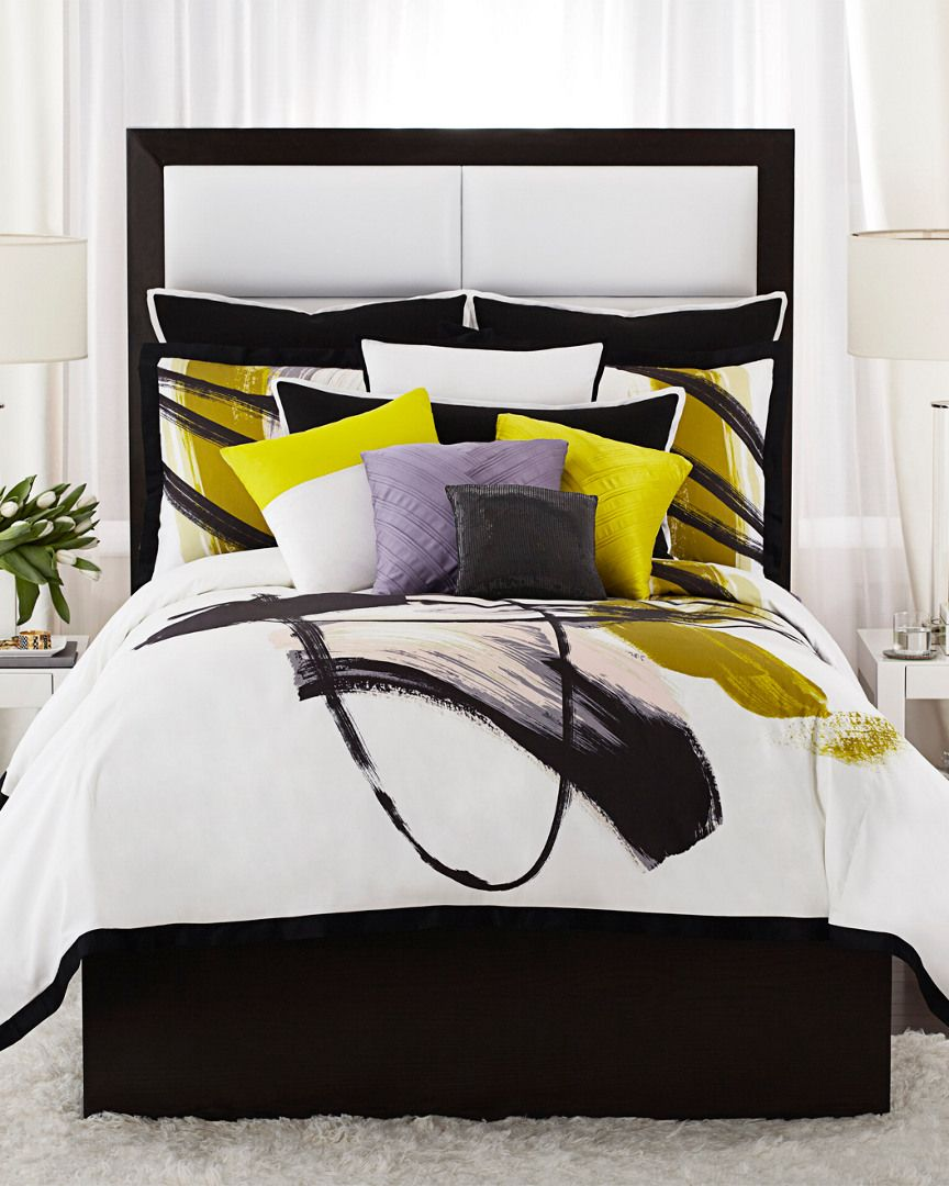 sets signature comforter pillow vince bolster lyon camuto