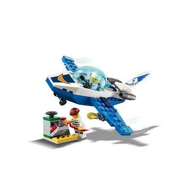 Lego City Sky Police Jet Patrol 60206 Sky City Lego Lego City Police Lego City City Sky