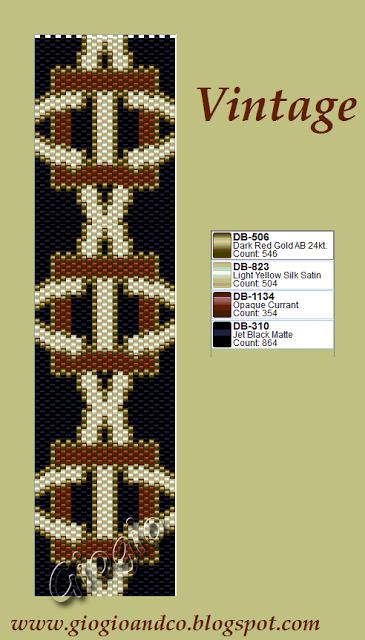 GioGio&Co: Griglie/pattern peyote                              …