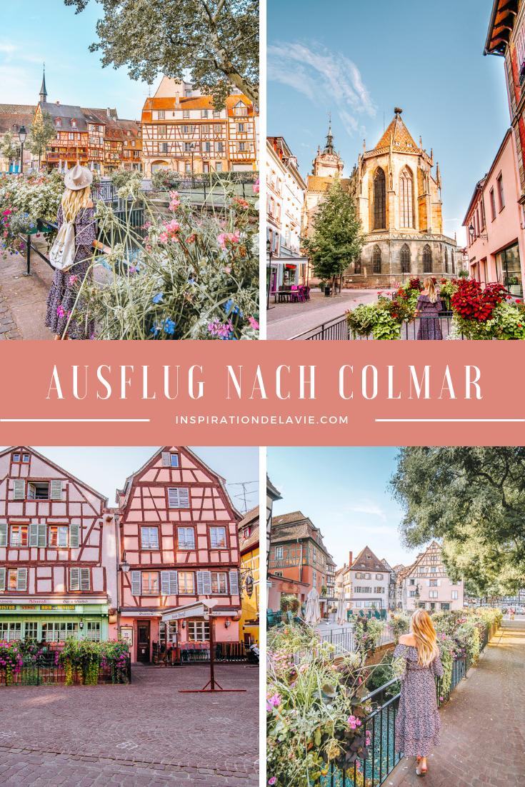 Ausflug nach Colmar - Sehenswürdigkeiten Tipps und Hotels in der charmanten Stadt im Elsass