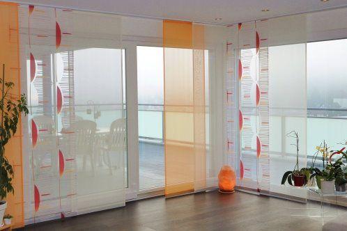 Vorhänge   Sichtschutz   Sonnenschutz