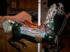 Full Size Wonder Horse Carousel Horse on Floor Lamp | Full Size ...