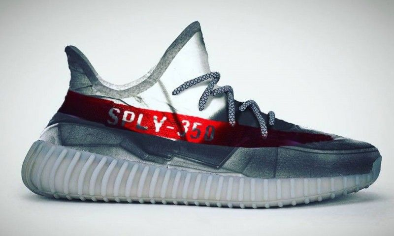 every yeezy boost 35
