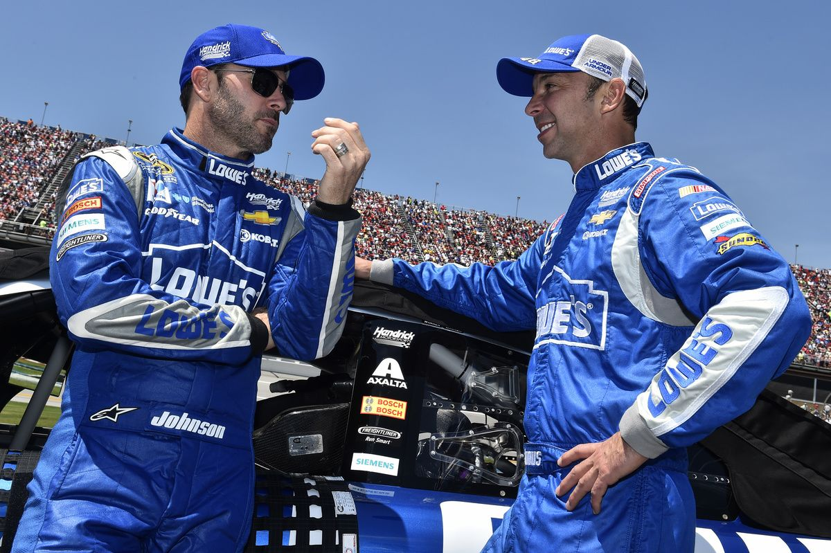 is chad knaus married