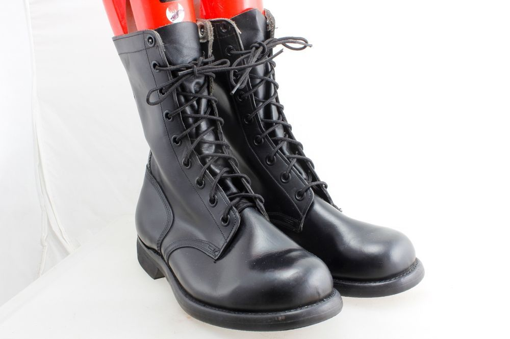 6fa522c7619 Details about US Military Men's Combat Boots Vietnam Era Sz 9 XW ...