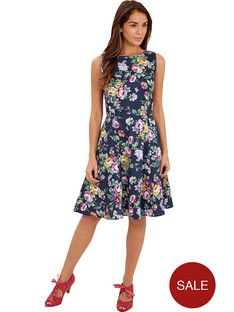 Womens Be Free Floral Dress Joe Browns Clean And Classic Buy Cheap With Paypal Cheap Sale Latest Free Shipping Outlet Locations dW3GHrq1ig