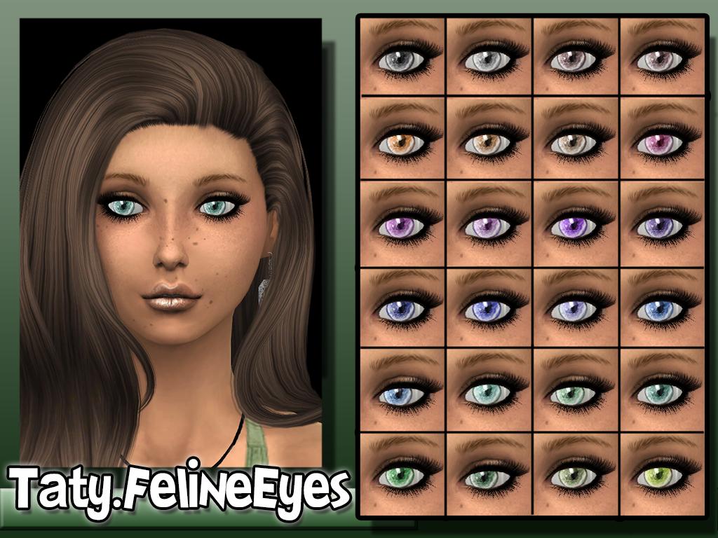 Eyes #Sims4
