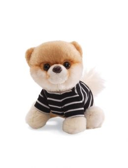 5 Inch Itty Bitty Boo In Striped Shirt Girls Stuffed Animals
