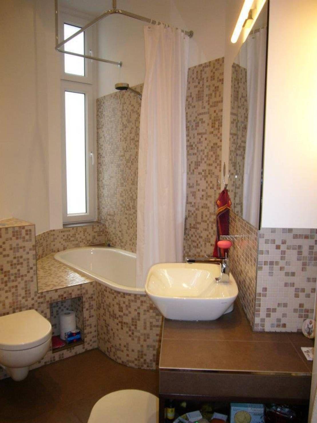Kleines Bad ganz groß | Bad, Kleine bäder und Badezimmer