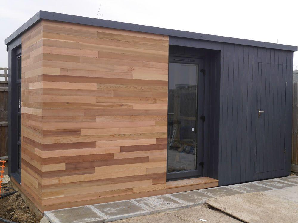 garden office with storage. Garden Office, Storage Room, Summerhouse, Workshop   EBay Garden Office With