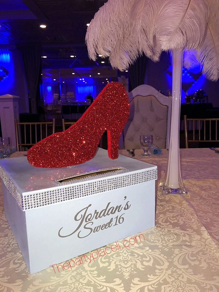 wizard of oz sweet 16 card boxes the party place li the party