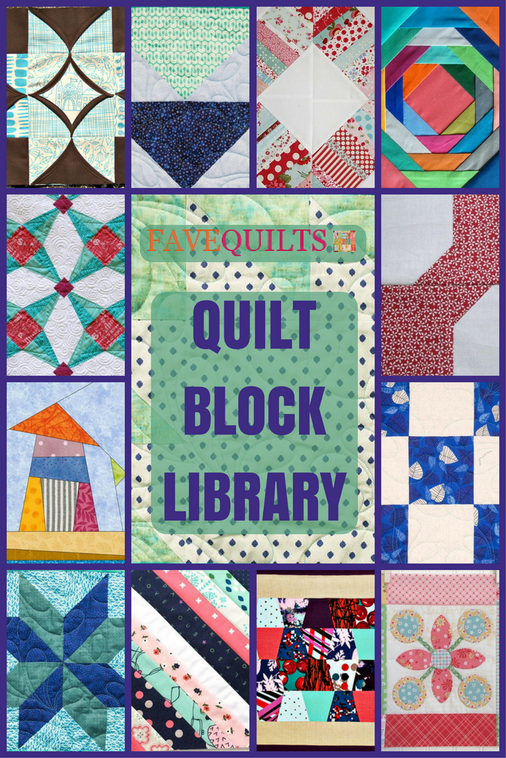 Quilt Block Library | Patchwork, Patterns and Sewing projects : quilt block library - Adamdwight.com