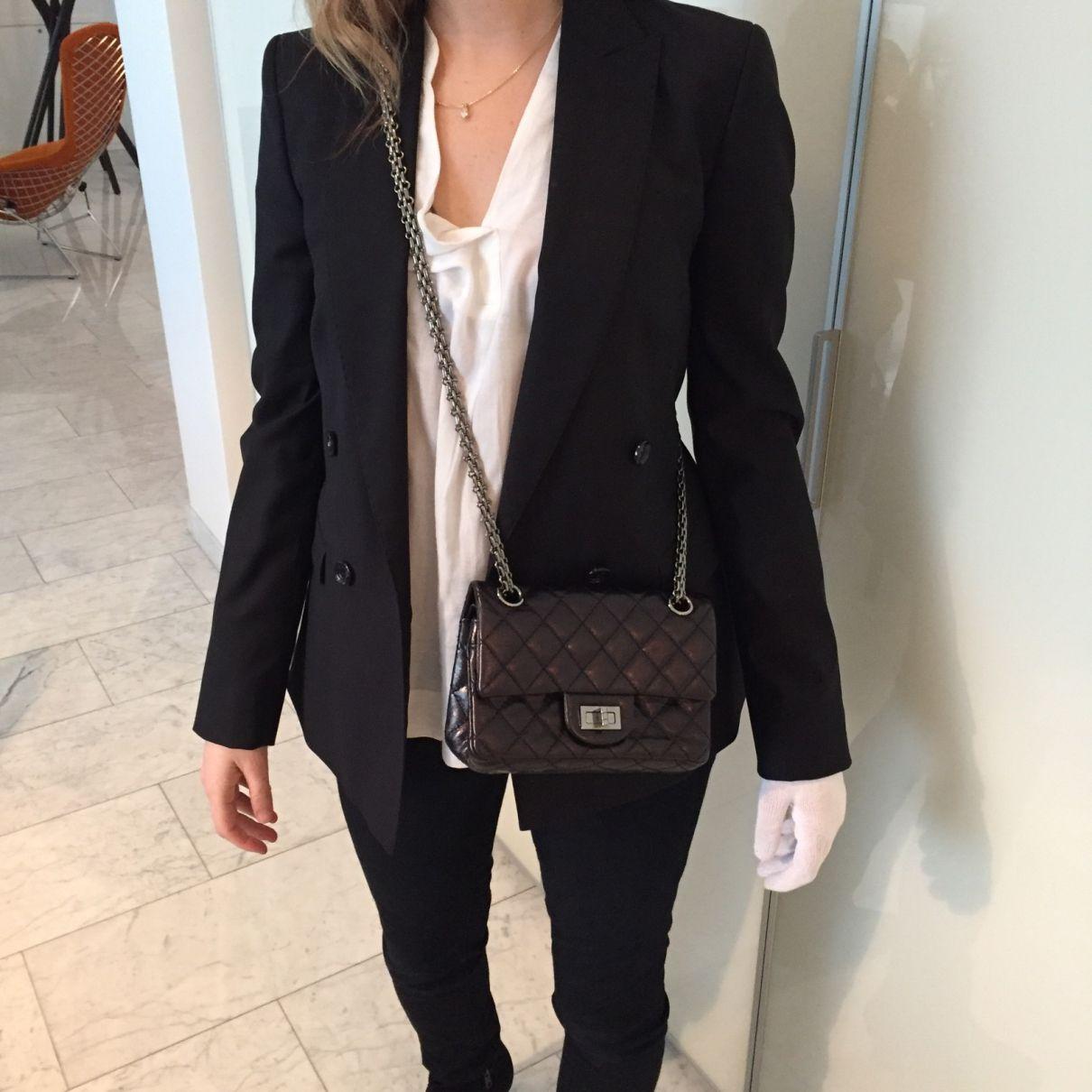 a28c40f91426 Chanel reissue 224 in 2019   purse   Chanel reissue, Chanel, Chanel ...