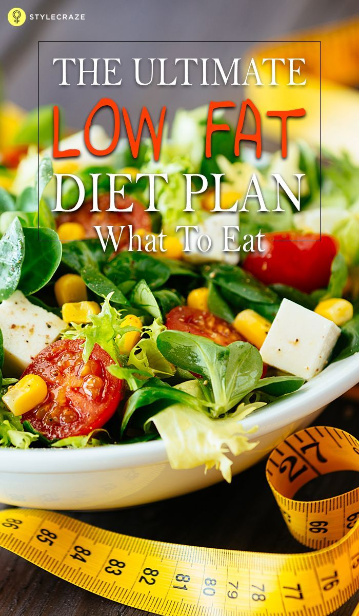 Pin On Low Fat Diets