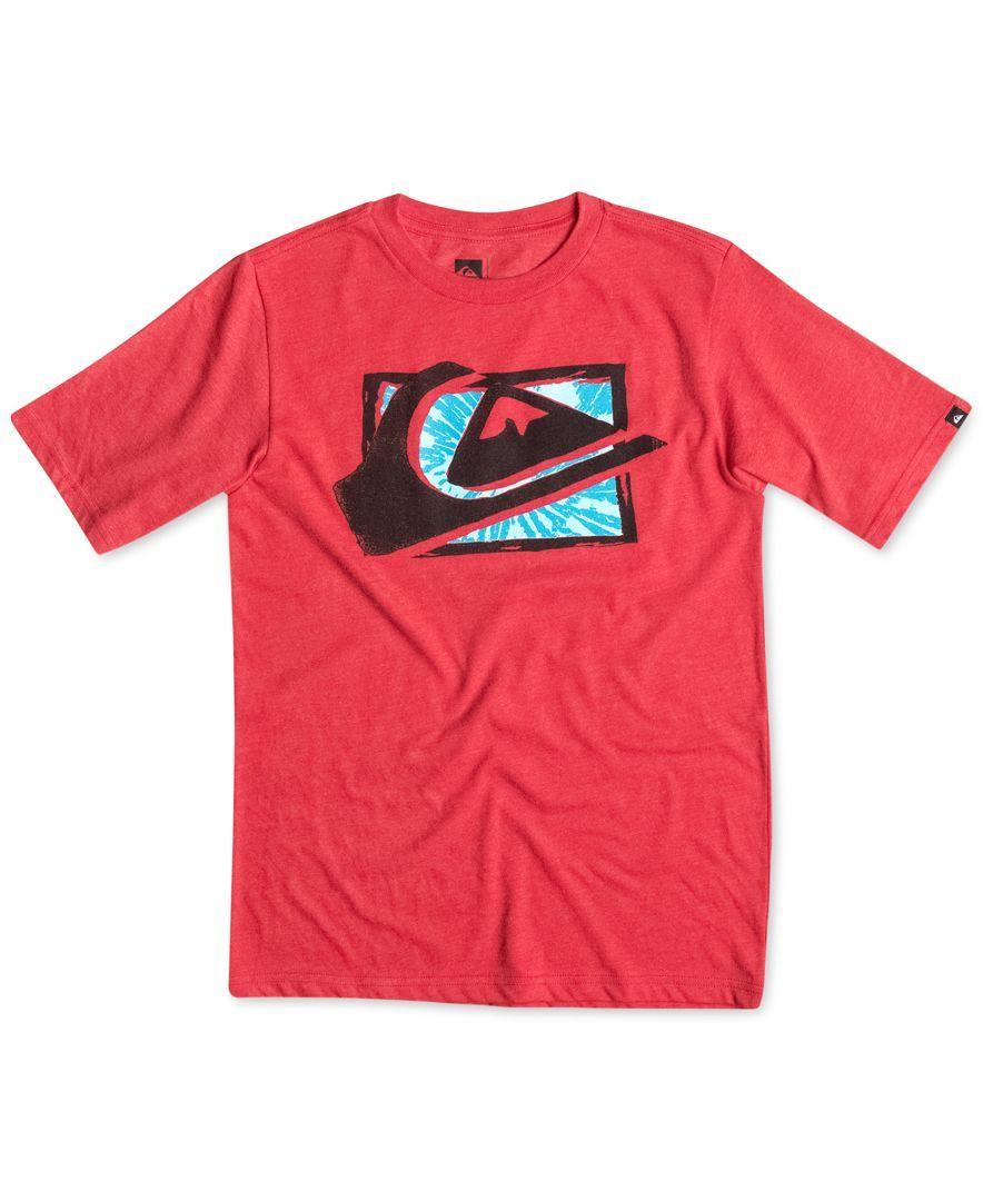 Boys Quicksilver T-Shirt