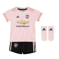 pretty nice 03098 d92c2 Manchester United Away Baby Kit 2018-19 | Man Utd ...
