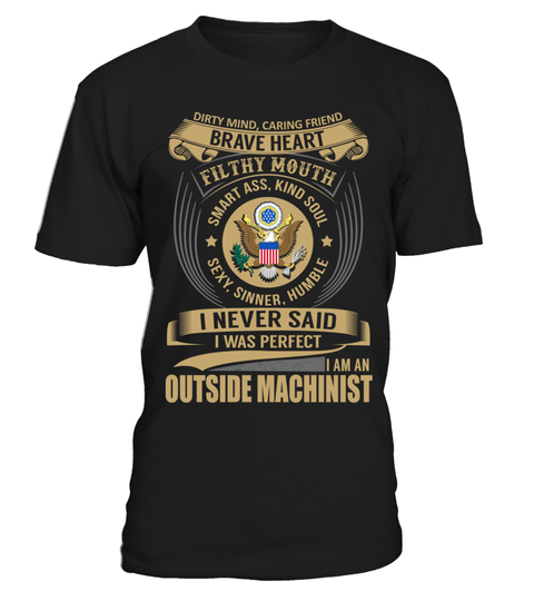 """# Outside Machinist .  Special Offer, not available anywhere else!      Available in a variety of styles and colors      Buy yours now before it is too late!      Secured payment via Visa / Mastercard / Amex / PayPal / iDeal      How to place an order            Choose the model from the drop-down menu      Click on """"Buy it now""""      Choose the size and the quantity      Add your delivery address and bank details      And that's it!"""