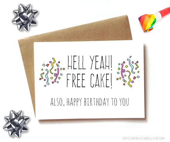 Coworker Birthday Funny Card For Best By SpellingBeeCards
