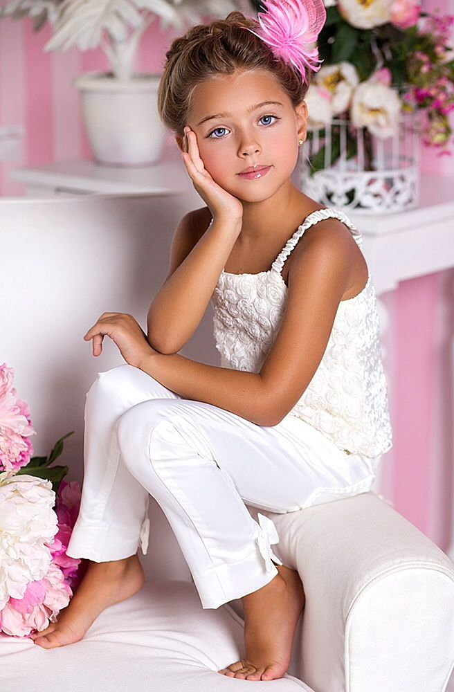 Young nonude models magazine