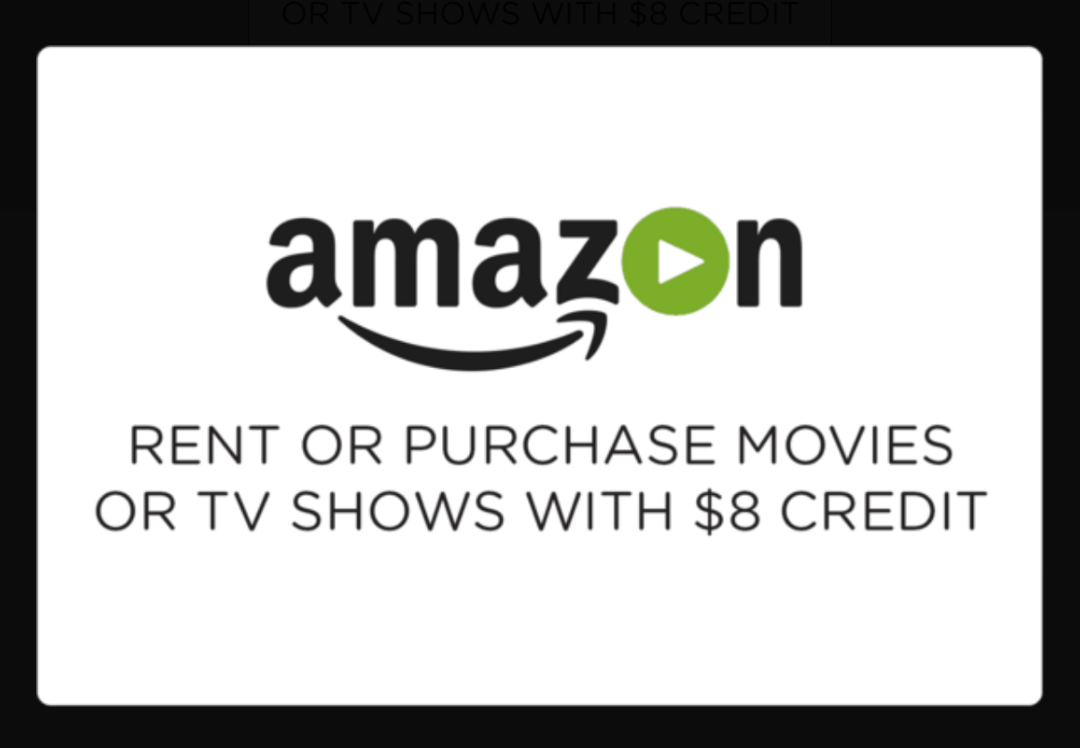 Free 8 Amazon Video Credit The Crazy Shopping Cart Amazon Video Video Credits Video