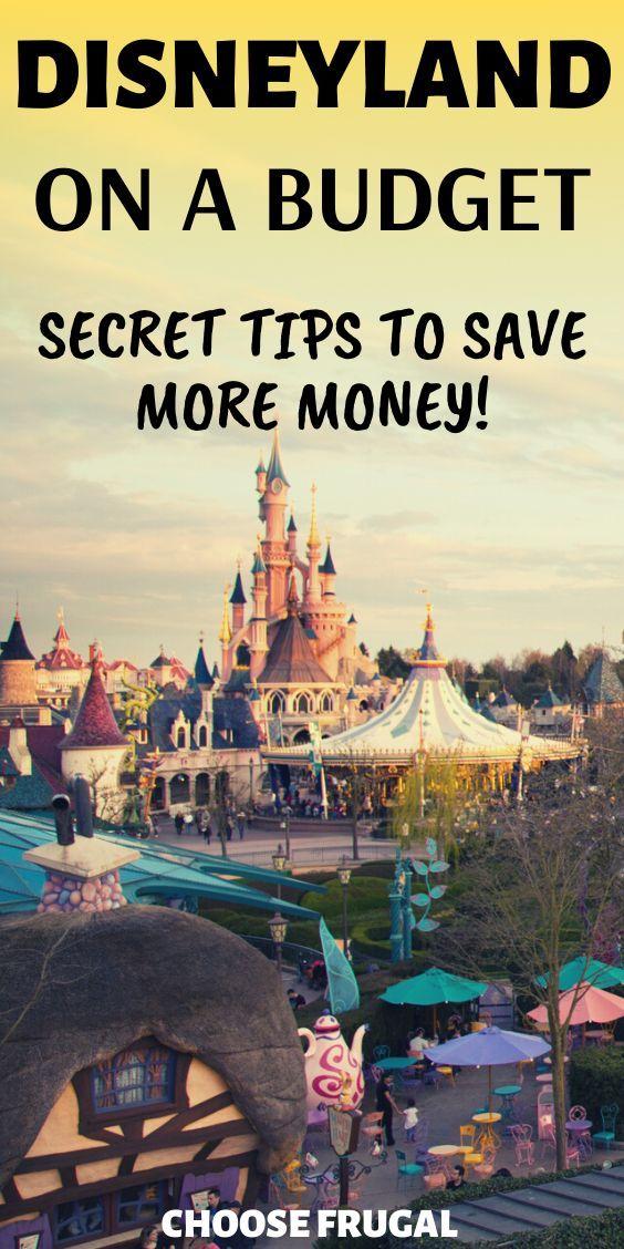 Photo of Möglichkeiten, um in Disneyland Geld zu sparen