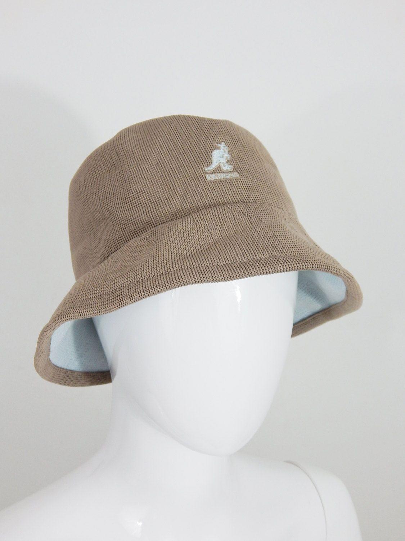 Vintage KANGOL reversible bucket hat tropic twon tone lahinch x large men  women unisex by GLITTERSTREET on Etsy 0ae2e25af998