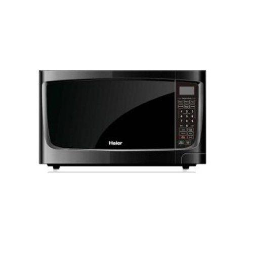 Haier Hmc1640bebb Countertop Microwave Oven 1000 Watt Black Haier Http Www Amazon Com Dp B009 Countertop Microwave Oven Countertop Microwave Microwave Oven