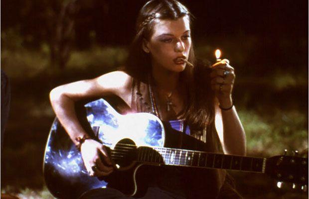 Milla Jovovich    Movie: Dazed and Confused (1993)