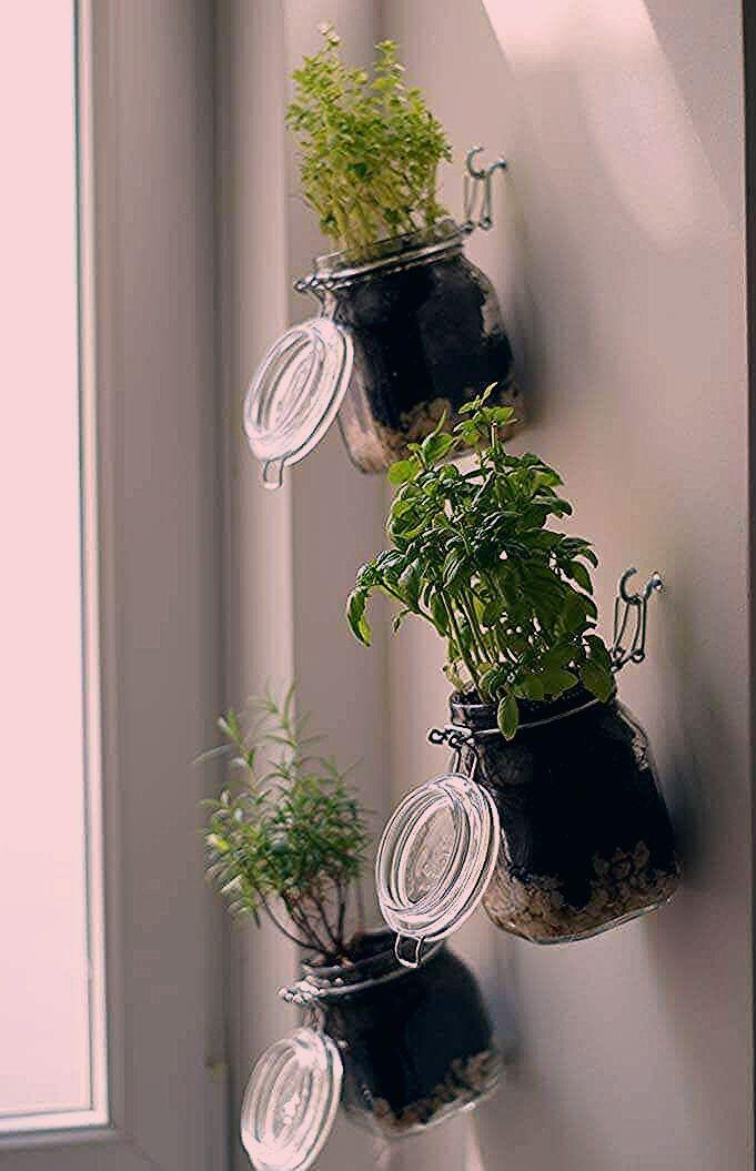 26 DIY Vertical Herb Garden Konzepte – Diy Projekte - Decorating Ideas