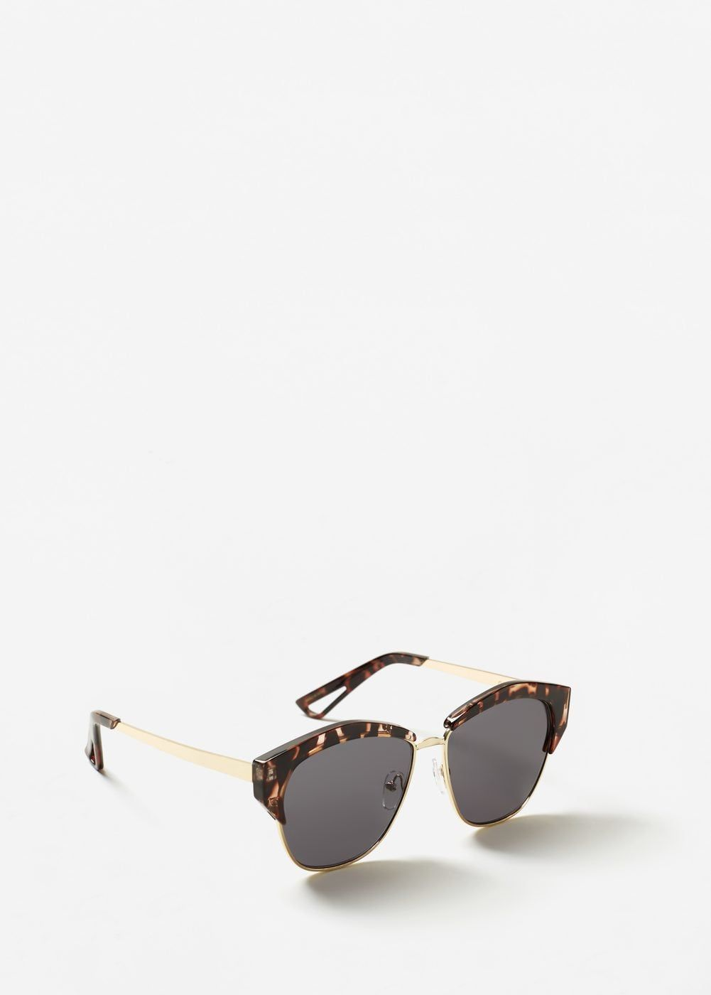 b9a4c81c9201 Tortoiseshell retro sunglasses - Women | Wish list | Sunglasses ...