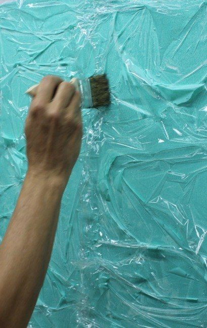 How To Faux Finish Using Common Household Items Faux Painting