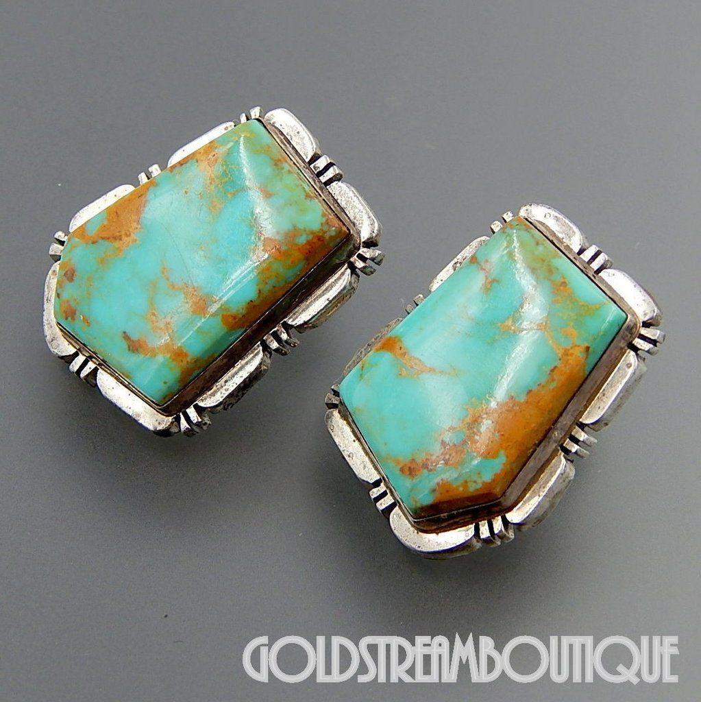 Native american vintage carol wylie navajo sterling silver gorgeous