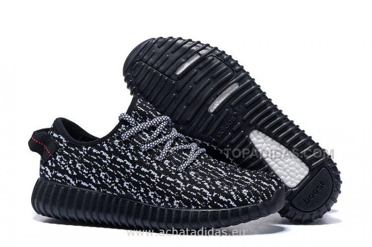 e33daac8c429d Buy 2016 Adidas Yeezy Boost 350 Homme Running Chaussures Noir Gris (Soldes  Yeezy Boost from Reliable 2016 Adidas Yeezy Boost 350 Homme Running  Chaussures ...