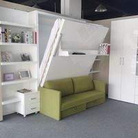 Modern Design Murphy Bed Wall Bed Pull Down Murphy Bed Modern Murphy Bed Murphy Bed Wall Bed Sofa Wall Fold out bed from wall