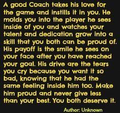 Thank You Coach Coach Quotes Basketball Quotes Soccer Quotes