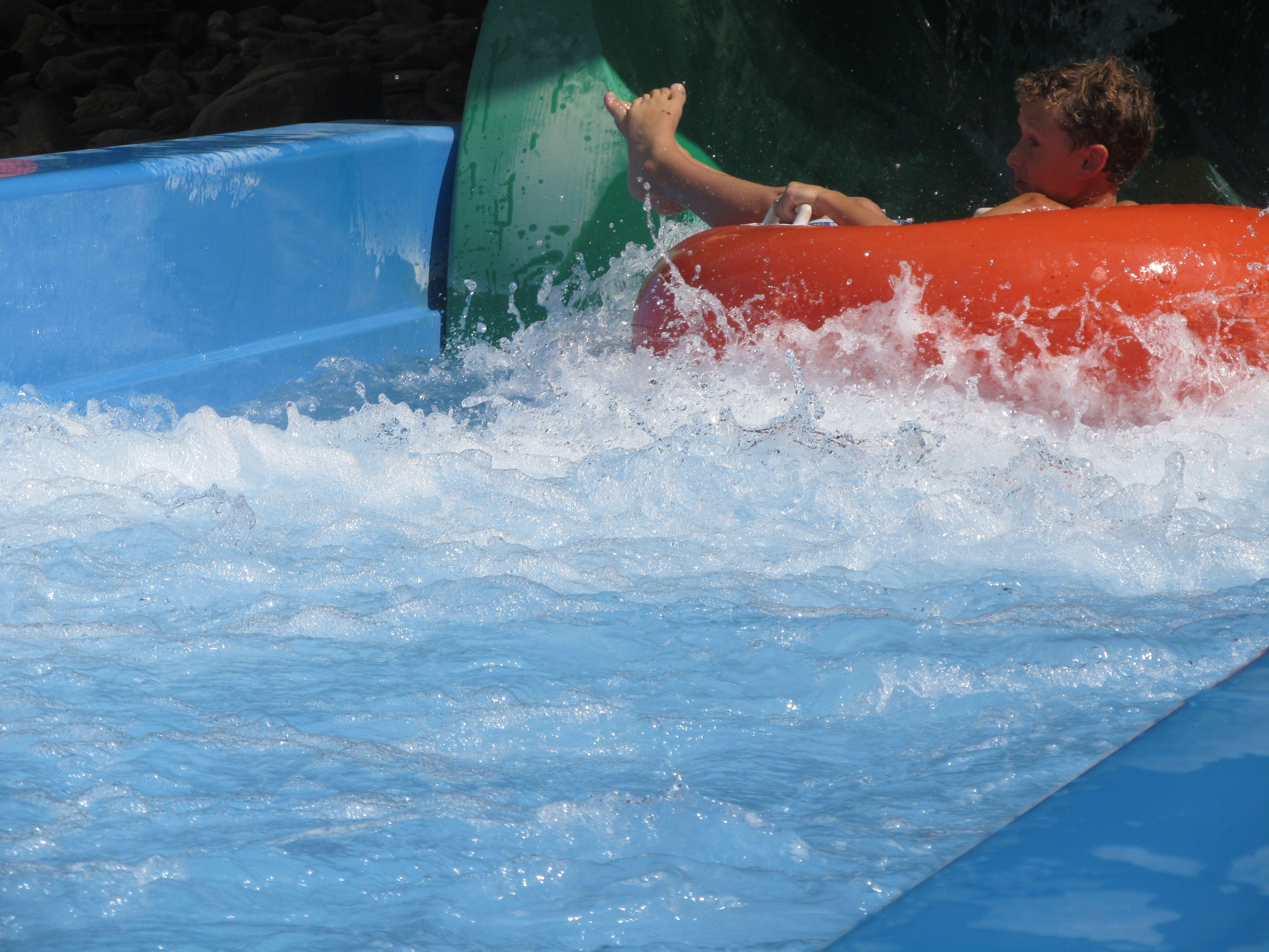 Let's go Splashin'