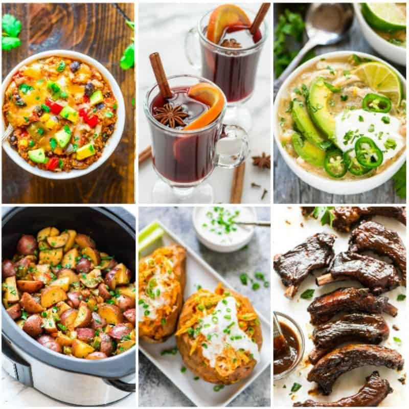 Crock Pot Recipes For The Slow Cooker Including Healthy