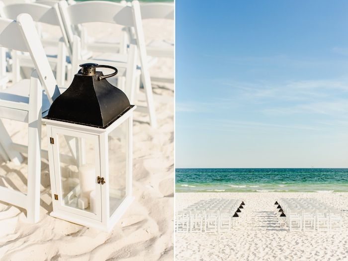 Weddings by Christopher and Nancy | Real Wedding | Gulf Shores Wedding featured on Style Me Pretty