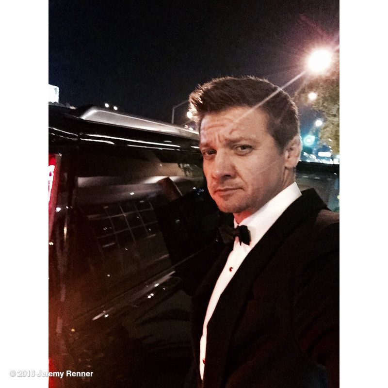 Jeremy Renner's Photo (With images) Jeremy renner