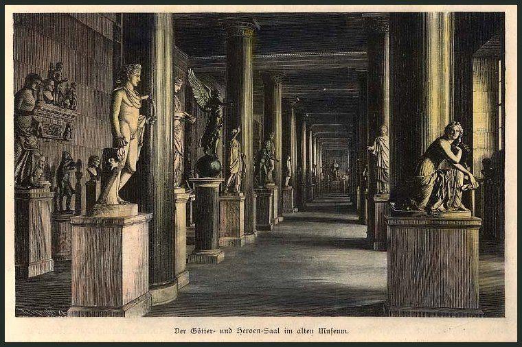 Artikelbilder Altes Museum Museum Insel Museum