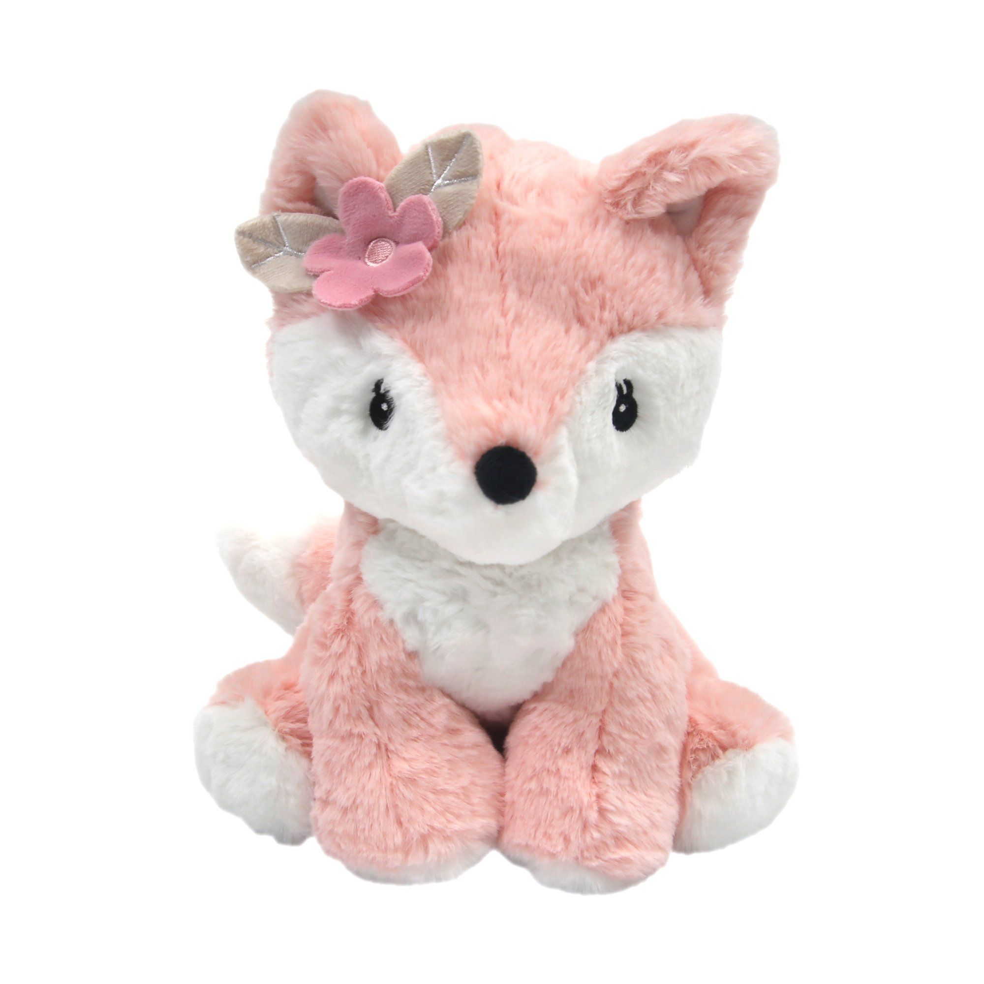 Lambs ivy friendship tree plush pink woodland fox