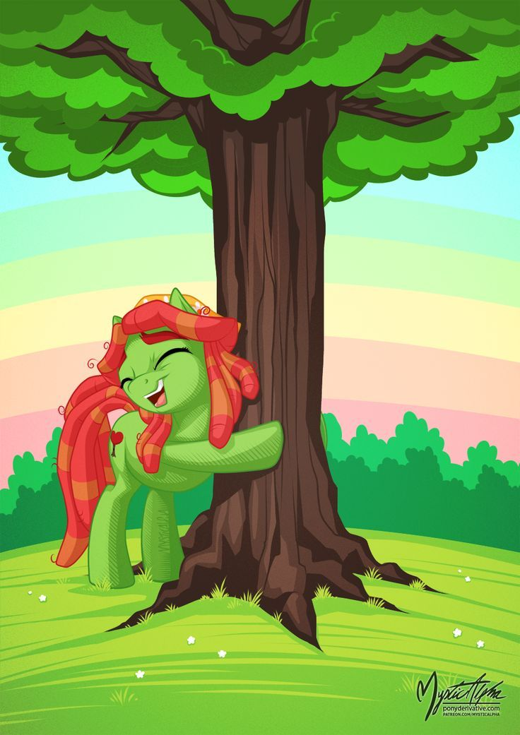 Image Result For Mlp Tree Library Group Shot Mlp Mlp My Lil