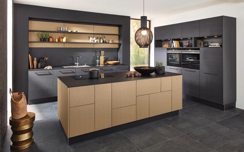 Nolte küchen center no 1 keuken met nappa front