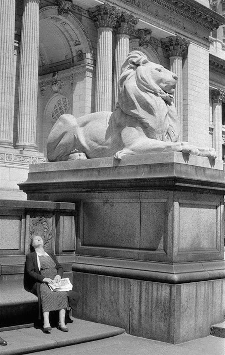 New York en noir et blanc dans les années 70 et 80 par la