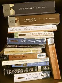 A beginner's guide to being well-read...I'll attempt this...it's immense!