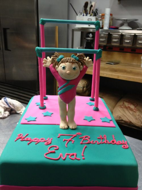 Gymnastic Cake Decorations Uk : gymnastics cakes - Google Search Scarlett Pinterest ...