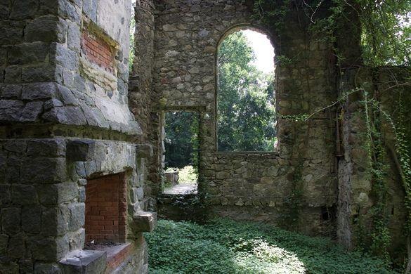 Ruins of the Cornish Estate – Cold Spring, New York - Atlas Obscura